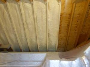 Spray Foam Insulation Installed In Owensboro